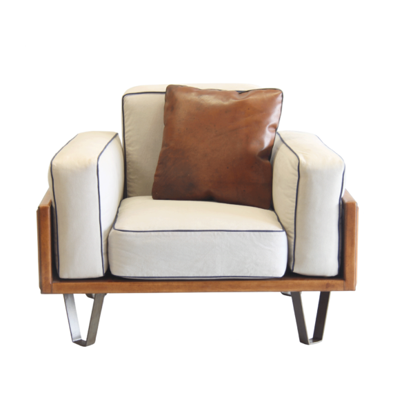 V-Deck Single Seater Sofa