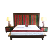 Autumn Winter Double Bed