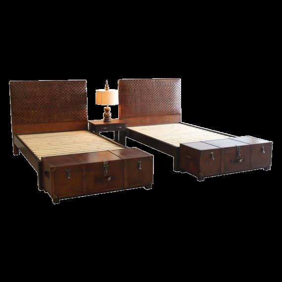 Bread Loaf Friends Single Beds