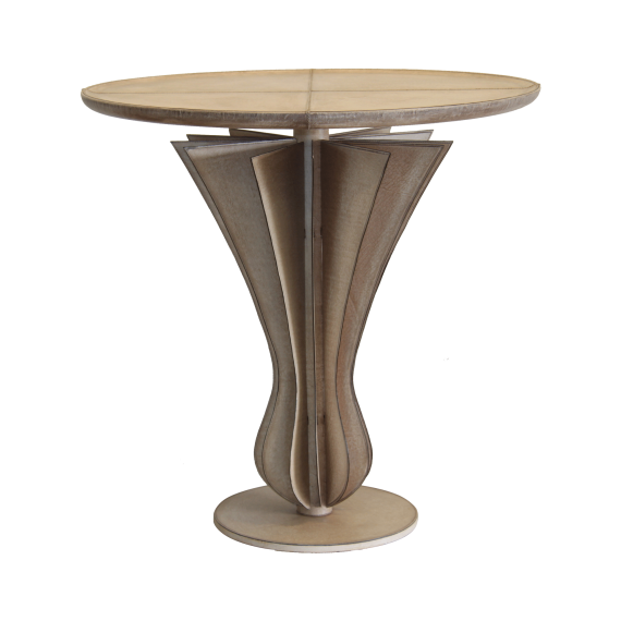 Carousel Series Side Table 01