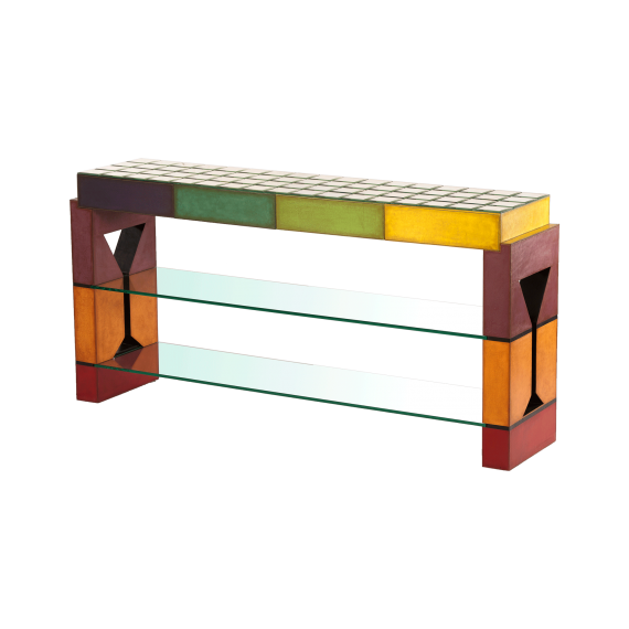 Charlie Sheen Bar Console