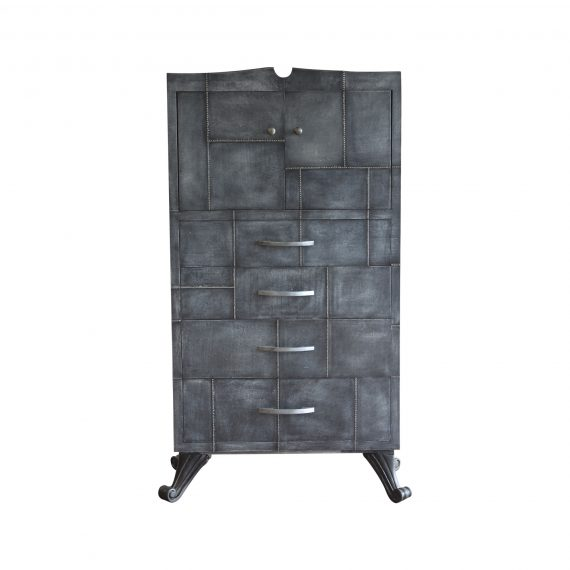 Gray Stone Chest Of Drawers