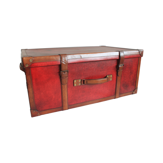 Orient express Trunk, Red,extra large