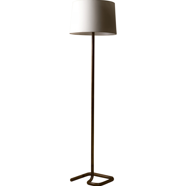 Railway Room Standing Lamp 01
