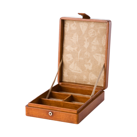 Rectangular Jewellery Case 02
