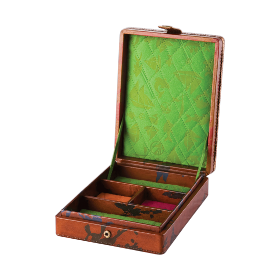Rectangular Jewellery Case 03