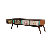 Rosette Drawers 015 - TV Unit1