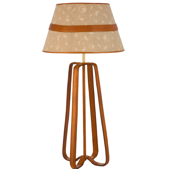 Saddle Strap Lamp 01