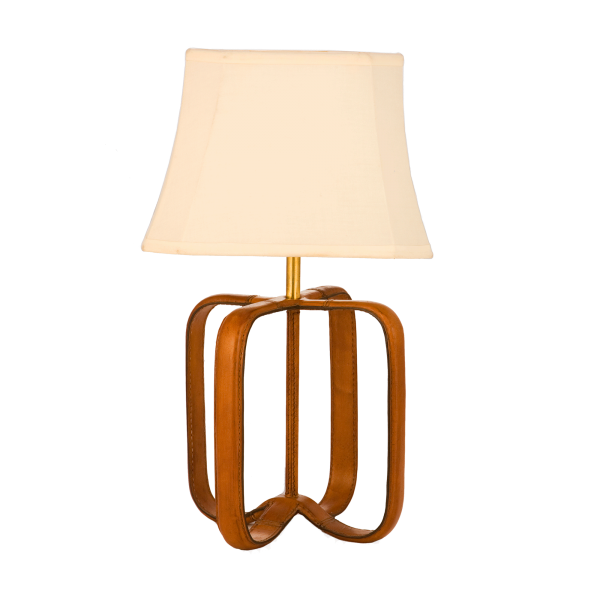 Saddle Strap Lamp 03