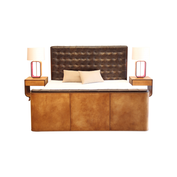 Starboard Bed