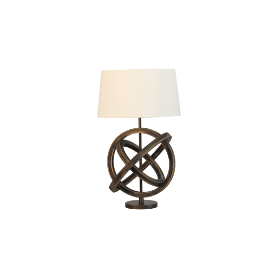 Sun dial table lamp 03