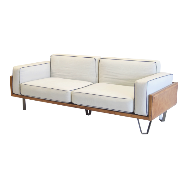 V- Deck 3 Seater Sofa