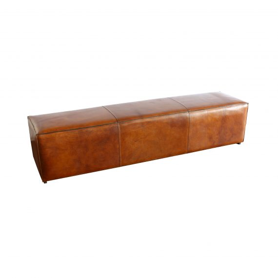 Bread Loaf Plain Bench
