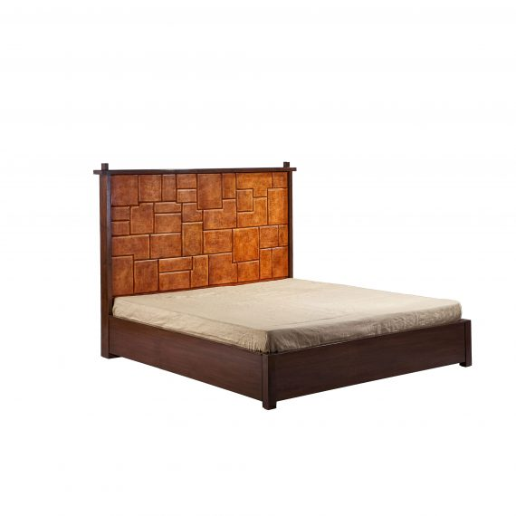 The Wall Double Bed 02
