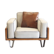 V- Deck Single Seater Sofa