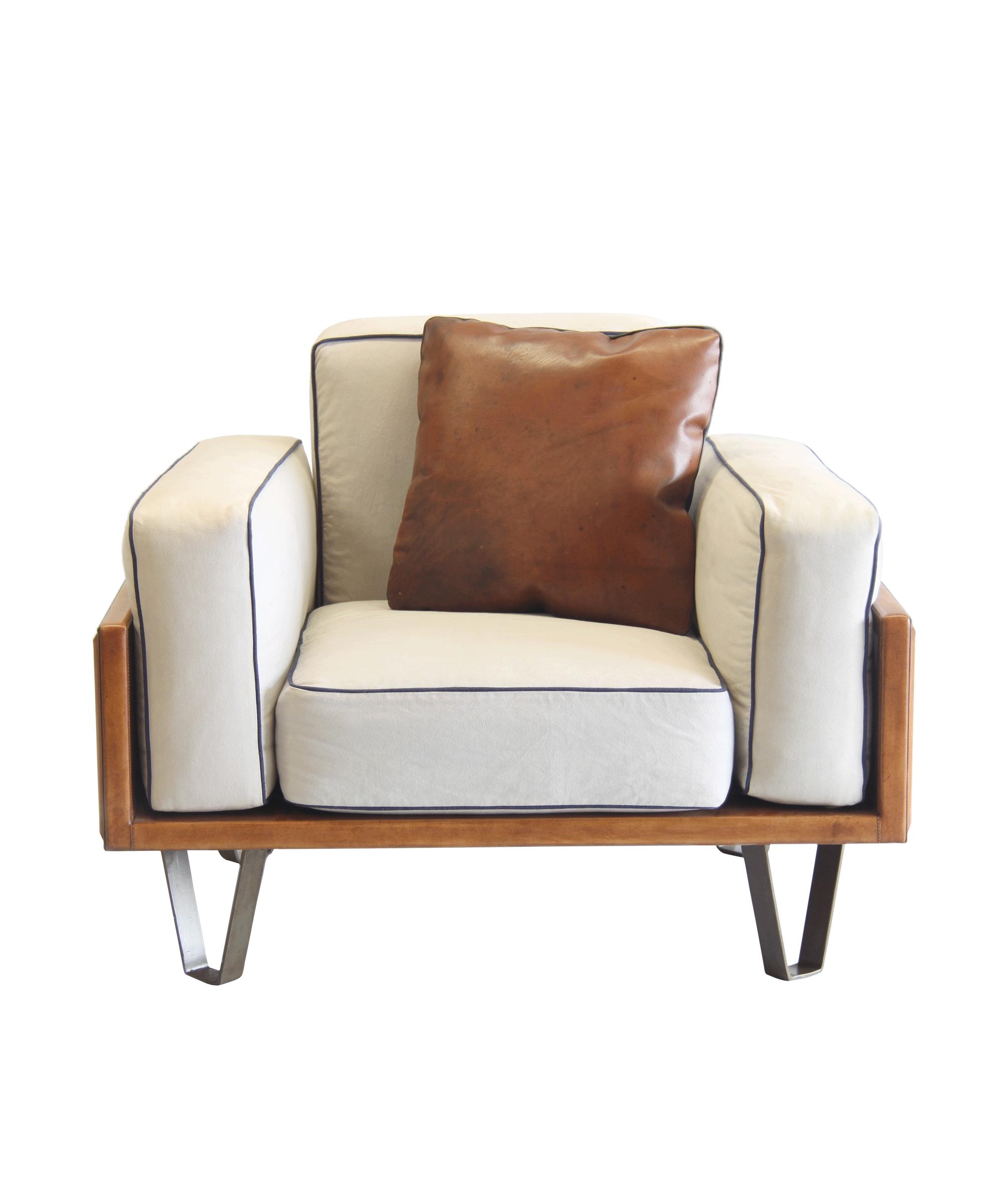 v deck single seater sofa portsidecaf. Black Bedroom Furniture Sets. Home Design Ideas