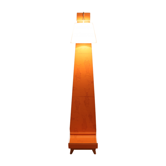 Coral Reef Standing Lamp 01