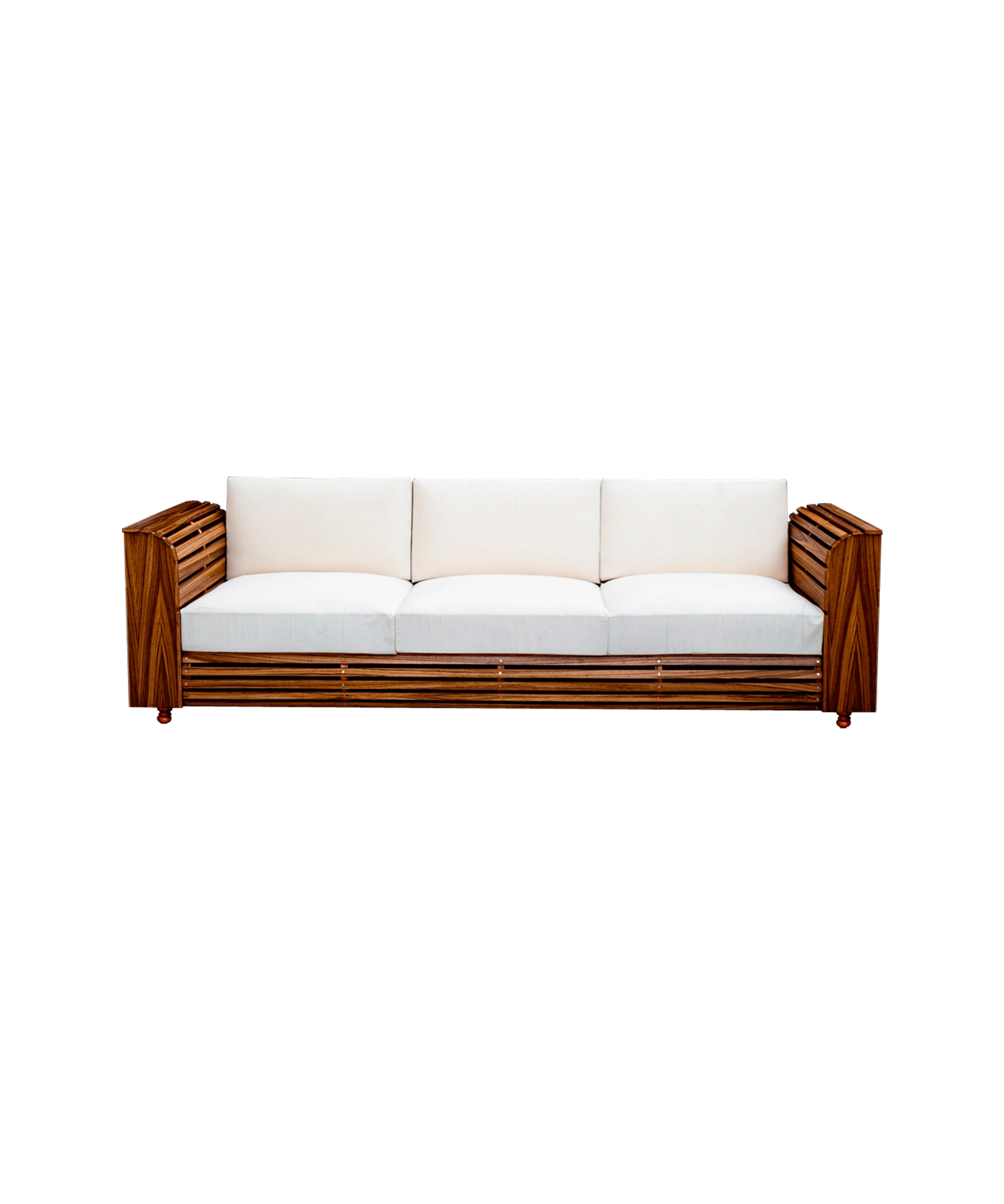 Library Sofa 3 Seater