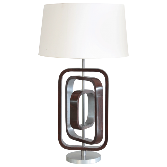 Sun dial table lamp 01