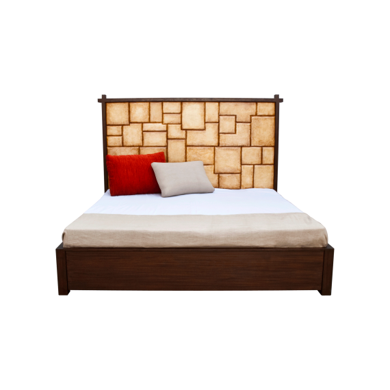The Wall Double Bed
