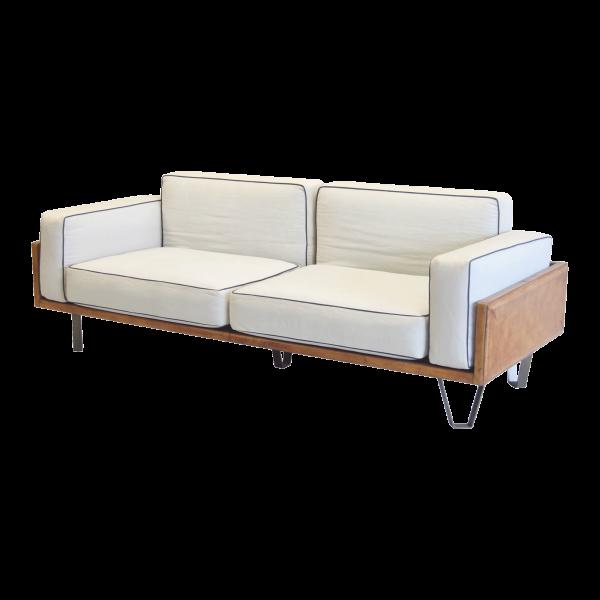 V- Deck 3 Seater Sofa