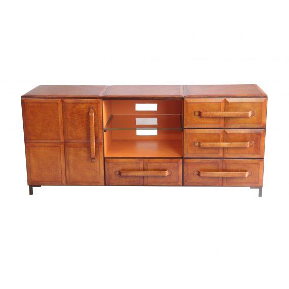 Dak bangla Multimedia cabinet with drawer 01
