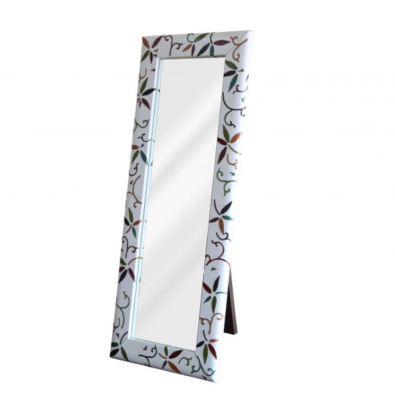 Flower Shower Mirror