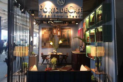 PortsideCafe at India Design ID 2018